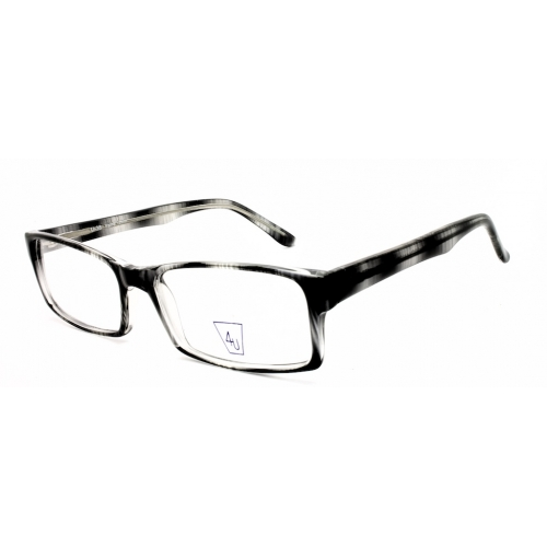 Aviator Eyeglasses 4U U-38