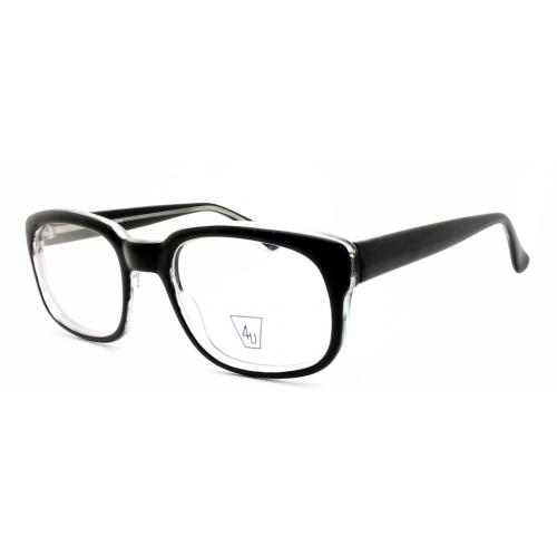 Unisex Eyeglasses 4U UM 74