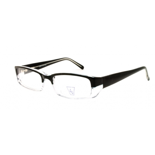 Oval Eyeglasses 4U US 53