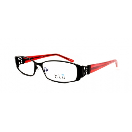 Oval Eyeglasses Blu 108