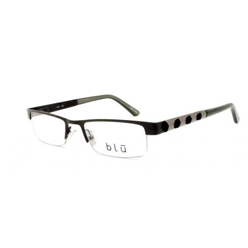 Oval Eyeglasses Blu 114