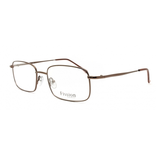 Oval Eyeglasses Fission 002