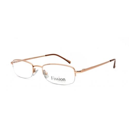 Oval Eyeglasses Fission 010