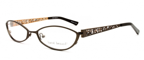 Oval Eyeglasses Harve Benard HB 589